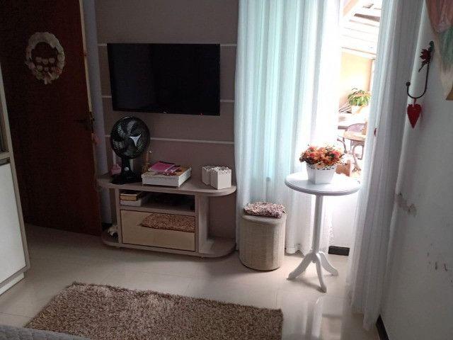 Casa com 3 dormitórios e piscina para temporada no Perequê em Porto Belo - Cód. 88AT - Foto 6