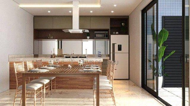 Apartamento com 2 dormitórios à venda, 57 m² por R$ 281.900,00 - Jardim Oceania - João Pes - Foto 3