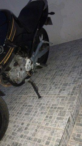 VENDE-SE MOTO YS 250 FAZER / FAZER L.EDITION/GASOLINA 2011 - Foto 11