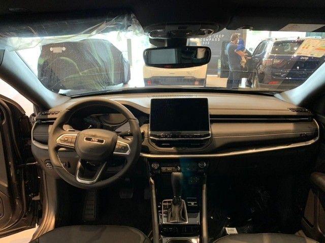 Jeep Compass  Longitude Motor 1.3 turbo flex. Série especial 80 anos.  - Foto 4