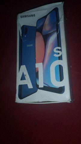 Samsung A10s 5 meses de uso - Foto 3
