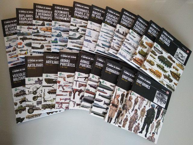 Coleção completa Armas de Guerra + Brinde - Foto 2