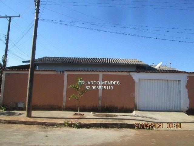 Casa 2/4, mas 2 barracões, lote de esquina 307 m², vila Operaria Anápolis  - Foto 7