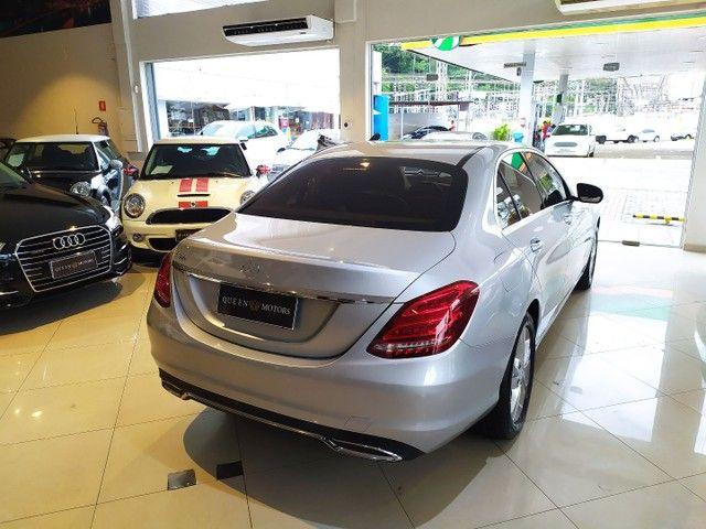 Mercedes-Benz C180 Avantgarde 15/16 1.6 turbo 156cv Aut.<br>43.480km - Foto 7