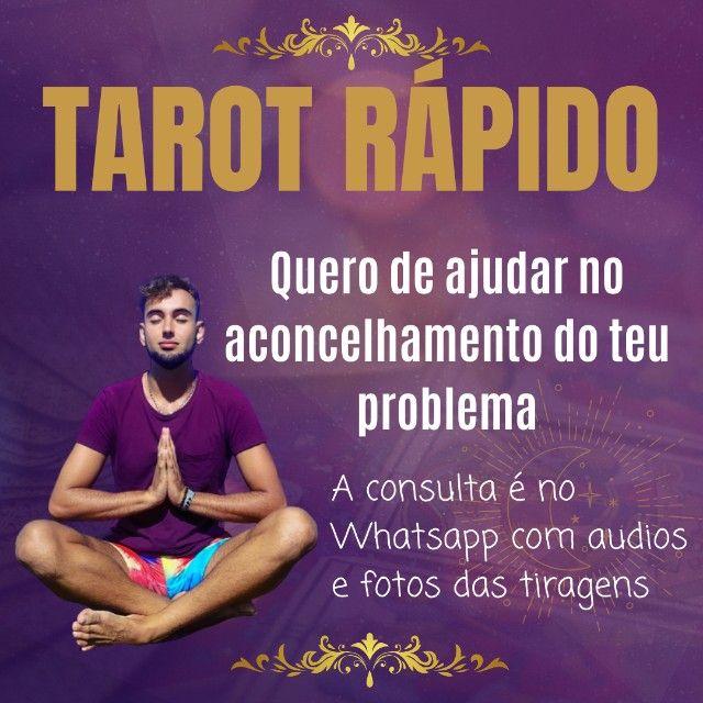 Aconselhamento Tarot Vibracional com 4 perguntas - Foto 3