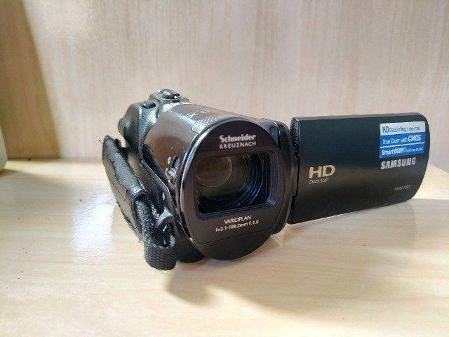 Filmadora Samsung HMX F80 - Foto 4