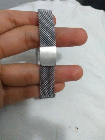 Duas pulseiras para smartband fit E da Samsung - Foto 4