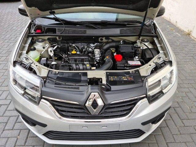 Renault Sandero  Life 1.0 0 Km emplacado . - Foto 14