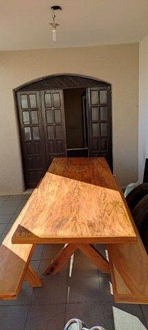 Mesa de vinhático  - Foto 2