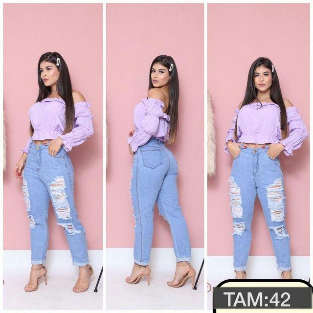 Calças jeans  estou vendendo - Foto 4
