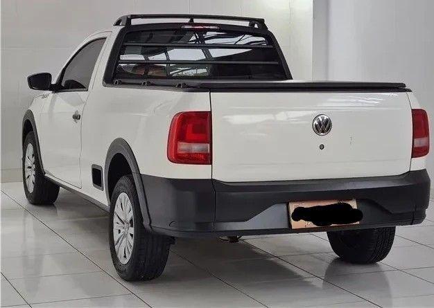 Volkswagen Saveiro 1.6 MSI ROBUST CS 8V FLEX 2P MANUAL - Foto 3