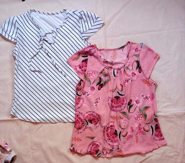 Blusas e shorts  - Foto 2