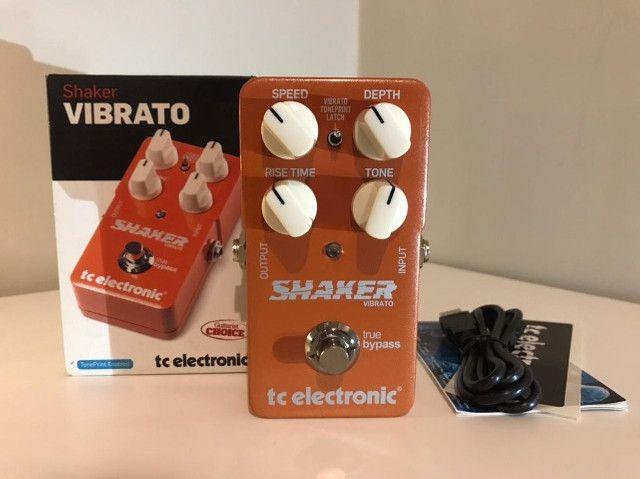 Pedal de Guitarra Tc Eletronic Shaker - Foto 2