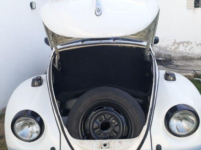 Veículo Fusca 1.300 L Cor Branca  - Foto 8