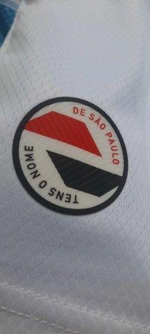 Camisa São Paulo  21/22 s/n° Torcedor Adidas Masculina - Foto 4