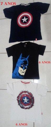 vendo roupas de menino - Foto 2