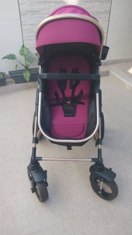 Carrinho de bebê Moisés Confortável - Foto 4