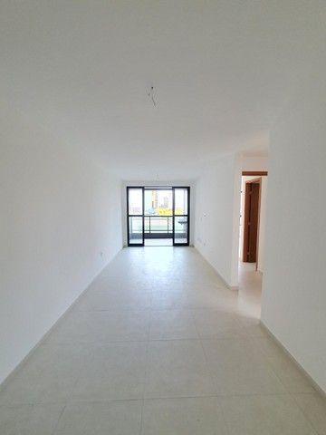 Apartamento novo para venda com 74m² com 3 quartos em Aeroclube - João Pessoa - Paraíba - Foto 10
