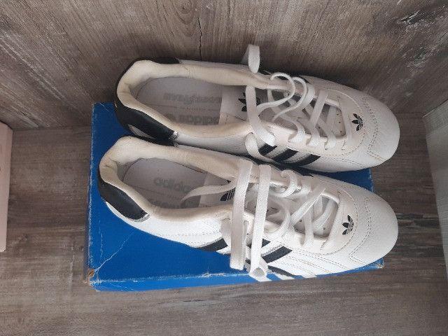 Tênis Adidas Goodyear 35 - Foto 2