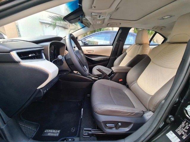 Toyota Corolla Altis Premium Hybrid, Blindado 3A, Apenas 11 mil km, Impecavel - Foto 11