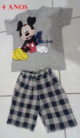 vendo roupas de menino - Foto 3