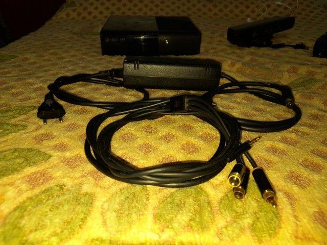 Console Xbox 360 Super Slim 250GB Kinect - Foto 3