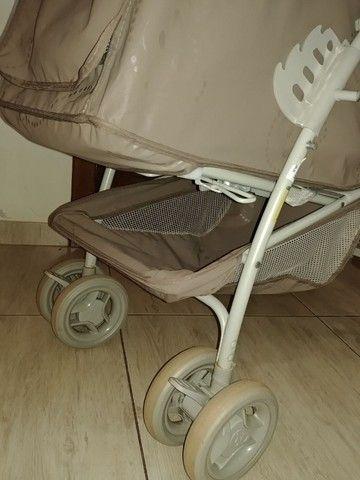 Carrinho de bebê Galzerano - Foto 3