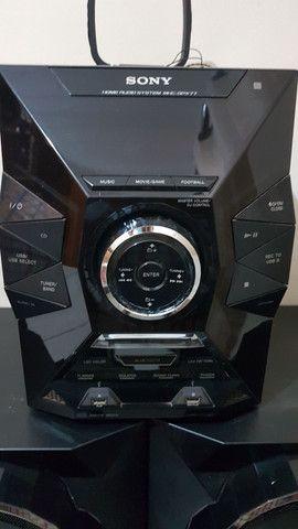 Mini System Sony Mhc-gpx77,bluetooth  1500 W - Foto 3