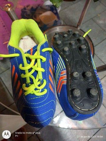 Sandália e chuteiras bem baratinhos - Foto 5