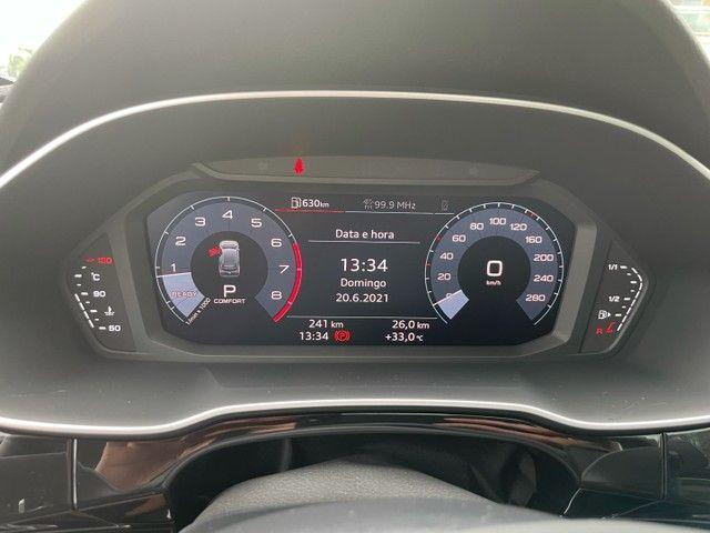 Audi Q3 2021 0km - Blindada - IPVA pago - Foto 6