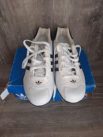 Tênis Adidas Goodyear 35 - Foto 4