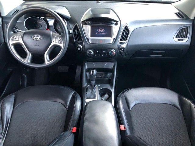 ix35 GLS 2.0 16V 2WD Flex Aut. - Foto 4