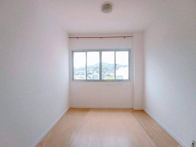 Apartamento com 2 dormitórios para alugar, 60 m² - Barreto - Niterói/RJ - Foto 2