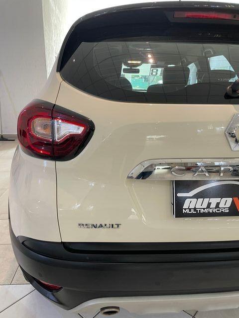 RENAULT CAPTUR Zen 1.6 16V Flex 5p Aut. - Foto 8
