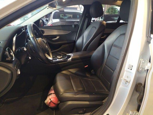 Mercedes-Benz C180 Avantgarde 15/16 1.6 turbo 156cv Aut.<br>43.480km - Foto 10