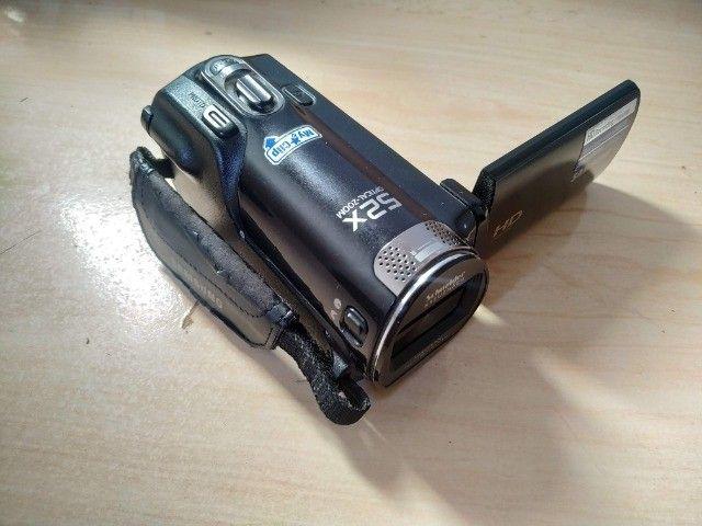Filmadora Samsung HMX F80 - Foto 3