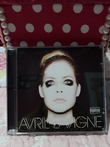 Cd Avril Lavigne Original