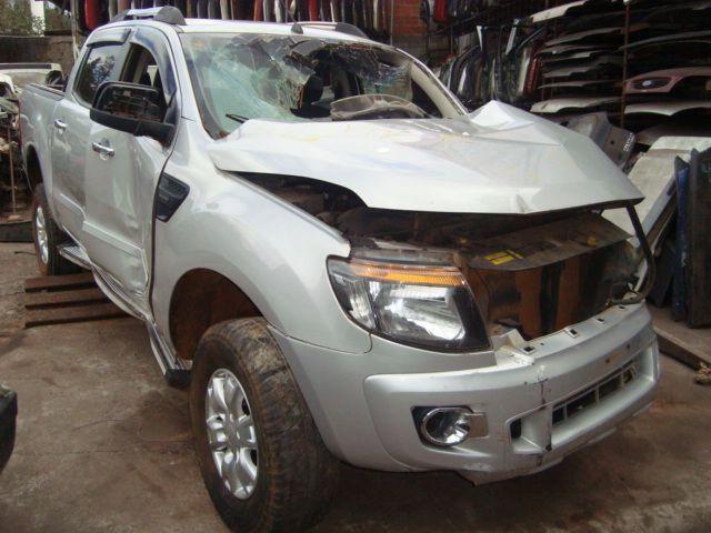 Sucata Ford Ranger Xlt 2.5 Flex 2013