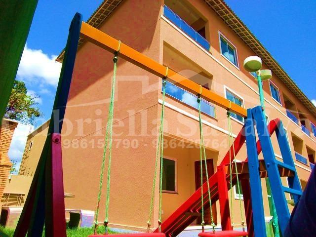 Apartamentos 54m² -pronto p/ ser financiados, Ótima localização, Utilize seu FGTS - Potira