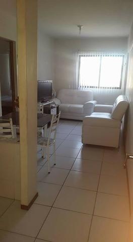 Quarto e sala totalmente mobiliado