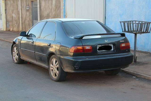 Superior Honda Civic Ex 1.6 Completo   (61) 9 9607 0056