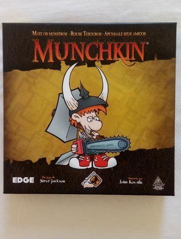 Munchkin - Jogo Base (Galápagos)