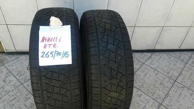 Pneus pirelli .265.70.16.promoção - Foto 6