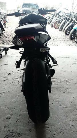 Moto P/ Retirada De Peças/sucata Triumph Triple Ab 675 -2015 - Foto 5
