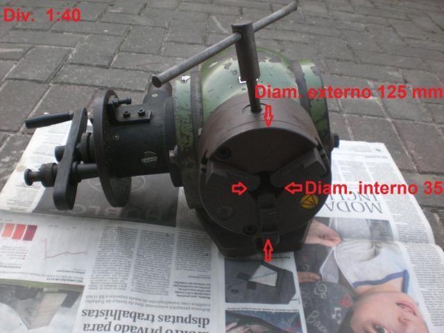 Divisor universal Zagaza MZD-125 - Foto 3