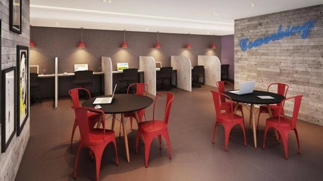Studio 1 Dormitório Centro de Curitiba - Foto 16