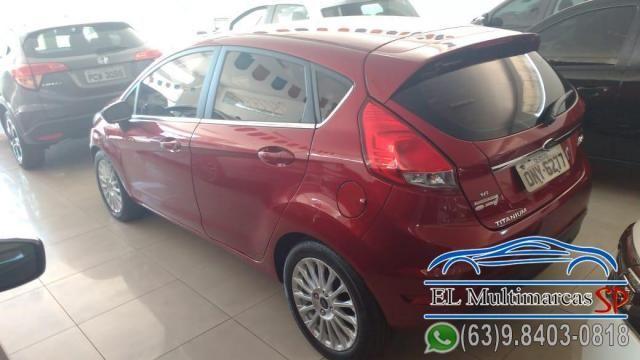 Fiesta TIT./TIT.Plus 1.6 16V Flex Aut. - Foto 4