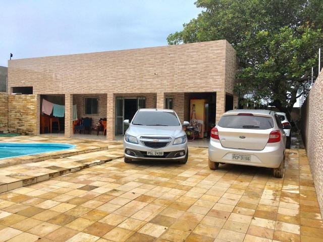 Casa 450m2, 04 Quartos Sendo 02 Suítes, 10 Vagas, Itamaracá, Financio, Aceito Automóvel - Foto 2