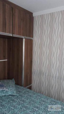 Apartamento com 2 dormitórios à venda, 50 m² - parque bandeirantes i (nova veneza) - sumar - Foto 19