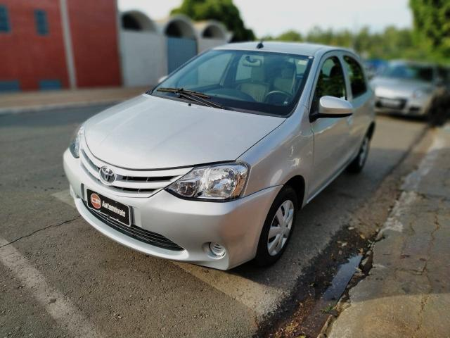 TOYOTA ETIOS 2016/2016 1.3 X 16V FLEX 4P MANUAL - Foto 2